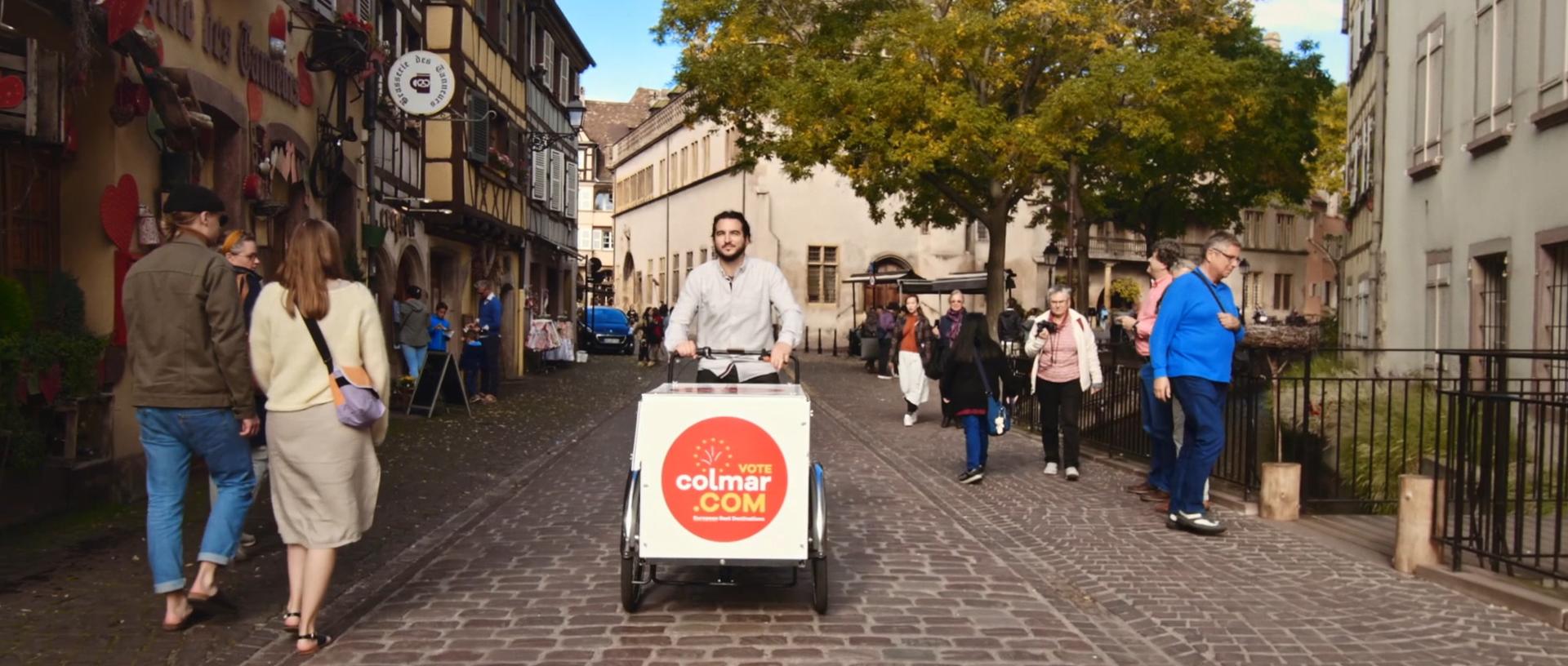 Colmar · European Best Destination