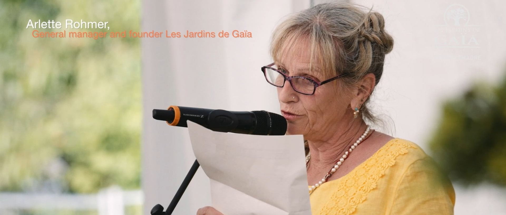 Les 25 ans des Jardins de Gaïa